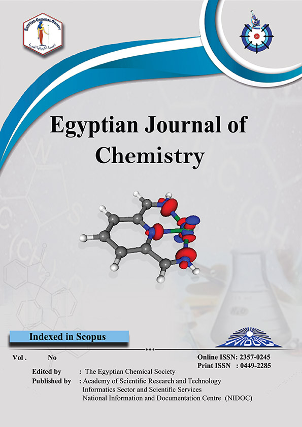 Egyptian Journal of Chemistry